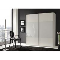 Buy cheap Muti - Functional Bedroom Furniture Wardrobes , High Gloss Bedroom Wardrobe Storage from Wholesalers