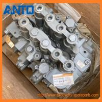 Buy cheap 4398652 4448461 Hitachi ZX200 ZX200-3G Excavator Main Control Valve from Wholesalers