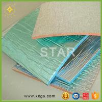Buy cheap XPE Foam Aluminum Foil Fireproof Heat Insulation Material For Building from Wholesalers