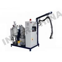 China Compact 2-component Polyurethane High pressure machine,Foaming and pouring machine factory