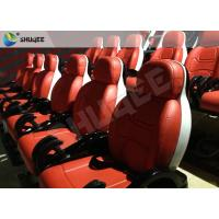 China Burning Blood Exciting Motion Mobile 5D Cinema With Luxurious Armrest Seats Two Years Warranty factory