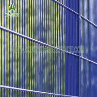 Buy cheap PVC Galvanized Curved Metal Iron Garden Fence Panels ISO9001 Standard from Wholesalers
