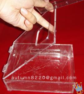 China BO (128) acrylic jewel case on sale