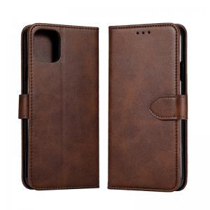 China Flip TPU Genuine Leather Cases factory