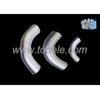 Buy cheap Internal Thread Normal BS4568 Conduit Bend & Metal Electrical Conduit Fittings from Wholesalers