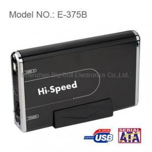 China 3.5 SATA HDD Enclosure on sale