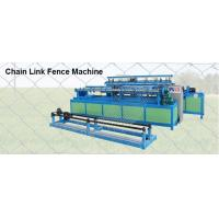 Buy cheap Fully Automatic Chain Link Fence Machine Doule Wire And Single Wire Can Customized from Wholesalers