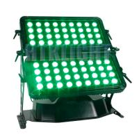 China 72*8W RGBW 4in1 City Color High Power Led Wall Washer , Dmx Rgb Led Flood Lights on sale