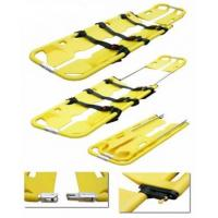 China HS-D-4 Medical light weight ambulance Plastic scoop stretcher for patient transfer on sale