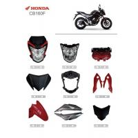 Buy cheap Motorcycle Series Accessories Headlamp Assembly Protective Cover Parts Honda from wholesalers
