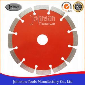 China 150 mm Diamond Cutting Disc For Cutting Granite Slabs / Granite Countertop Cutting on sale