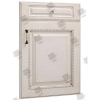 Buy cheap Security Wooden Moulded Doors Melamine Pvc Composite Anti - Corrosion from Wholesalers