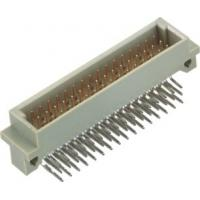 Buy cheap Right Angle Phosphor Bronze Din41612 Connector 2.54mm 3*16 Pin from Wholesalers