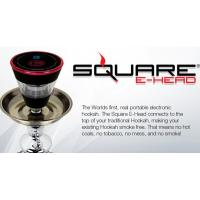 Buy cheap Portable Square E-Head Electronic Ehookah Rechargeable E-Head Atomizer from Wholesalers