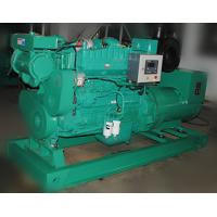 Buy cheap cummins 50kw marine diesel generator 6BT5.9-GM83 engine prime power with ccs certificate from Wholesalers
