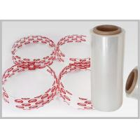 Buy cheap High Compostability Poly Shrink Film / PLA Biodegradable Cling Film from Wholesalers