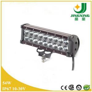 Buy cheap CREE 54w marine led light bar from Wholesalers