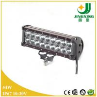 Buy cheap Excellent 9-32v 9 inch 4200lum cree 54w atv led light bar from Wholesalers