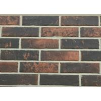 Buy cheap 3D30-3 Antique Indoor Cultured Brick Veneer Panels With High Strength from Wholesalers