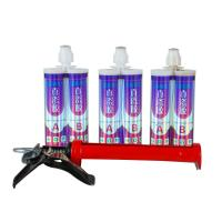 China 400ml Granite Silicone Sealant , Silicone Grout Caulk With Double Tube on sale