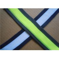China 3Mm - 110Mm Printed Single Face Personalised Woven Ribbon Weaving for garment factory