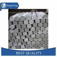 China ASTM B 209 Extruded Aluminium Solid Square Round Bar 6061 6063 6m Length factory