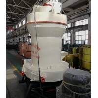 China Feed 30mm 120tph Raymond Ore Grinding Mill High Pressure Roller Grinding Mill factory