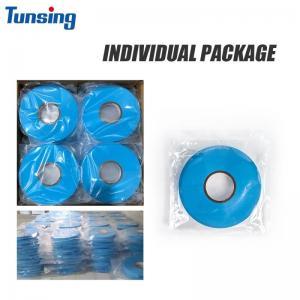 China 20mm Width Hot Melt Adhesive Film Waterproof Pu Hot Air Seam Sealing Tape For PU Garment factory