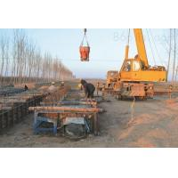 Buy cheap pneumatic tubular formwork exported to Iran used for culvert or road bridge construction from Wholesalers
