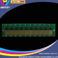 China one time use chip for printer Epson T5846 T5852 compatible cartridge chip factory