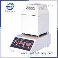 China How sale SF-1 FAST MOISTURE TESTER for powder or granule  with infrared lamp factory