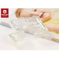Buy cheap PVC Corner Baby Safety Corner Guards Transparent L Smile Anti Collision Angle from Wholesalers