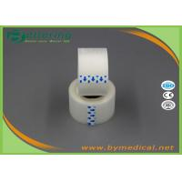 Breathable Medical Adhesive PE Tape Rolls Micropore Transparent Waterproof
