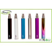 China E Cig Rechargeable Battery , 1300mah Vision Spinner Variable Voltage Battery With Different Color For Choose factory