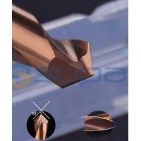 Buy cheap Solid Carbide 90 Degree Point Drill/Center Drills/Spotting Drills Twist Drill from wholesalers