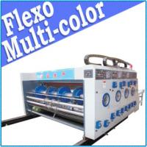 Buy cheap carton 2 color printer slotter machine, automatic, 150pcs/Min. from Wholesalers