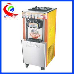 Buy cheap Three Flavor Ice Cream Machine from Wholesalers