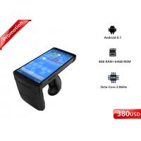 Buy cheap Android 8.1 os Handheld PDA Devices UHF RFID Reader with 8meters reading from wholesalers