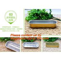 China Disposable aluminum foil container /plate/pan/take away food packaing factory