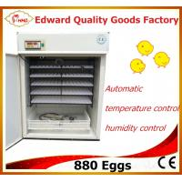 Buy cheap CE Approved Hot Selling Fully Automatic Industrial Egg Incubator for sale(880 from wholesalers