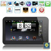 4GB 7inch  S5PV210 Cortex A8 Android 2.3 Tablet PC