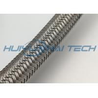 Buy cheap Metal Stainless Steel Braided Sleeving For EMI Protection And Wire Harness from Wholesalers