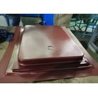 Quality Pressure Vacuum Forming Process Custom Plastic Cover Prevent Spontaneous for sale