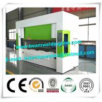 China Hydraulic CNC Press Brake And Shearing Machine For Steel Plate factory