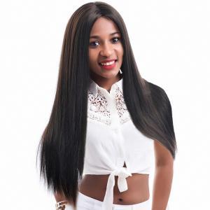 China Peruvian Straight Hair Bundles 100% Human Hair Bundles Deal PeruvianRemy Hair Extension factory