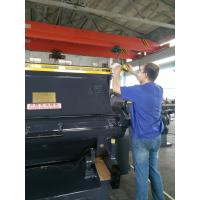 Quality Flat manual die cutter and Creasing Machine Packaging Line with Mechanical for sale
