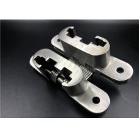 China High Strength Stainless Steel Concealed Hinges For Interior Or Exterior Doors factory