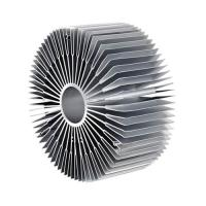 Buy cheap 6000 Series Sun Flower Aluminum Radiator Aluminum Extruded Heat Sink Profiles from Wholesalers