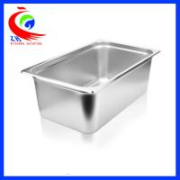 China GN Pan Stainless Steel Food Container / Spice Box Set For School factory
