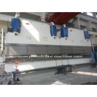 Quality Hydraulic Tandem Press Brake Machine 380V 50HZ For High Hardness Steel for sale